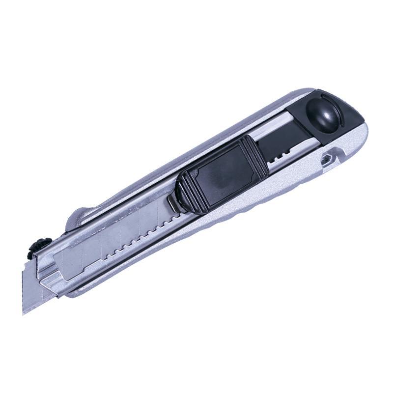 Lâminas para estilete de liga de zinco metálico (contém 6)